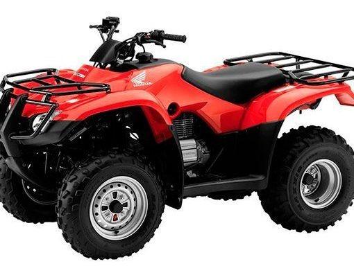 Honda Atv Trx250tm 2020