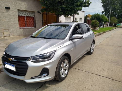 Chevrolet Onix Turbo