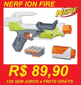 Nerf Hasbro Modulus Ionfire Lançador Dardo Frete Gratis