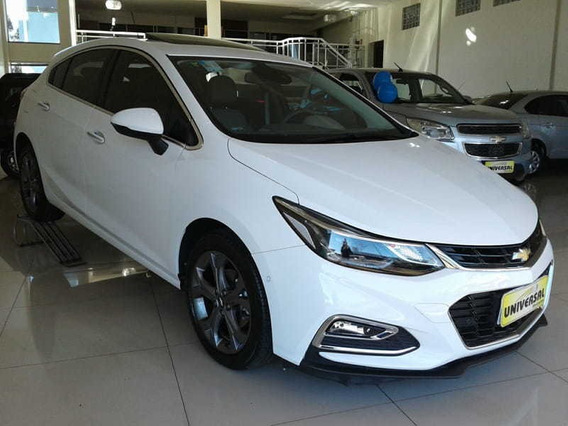 Chevrolet Cruze Ltz 1.4 16v Turbo Flex 4p Aut 2018