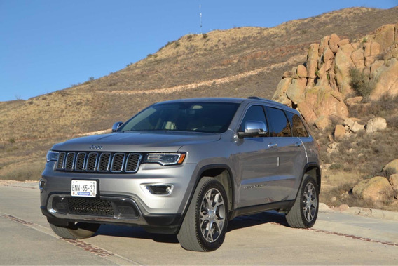 Jeep Grand Cherokee 3.7 Limited Lujo 3.6 4x2 At 2019