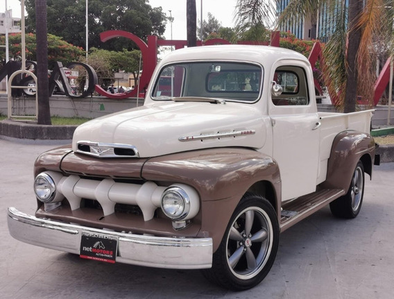 Ford F3 1952