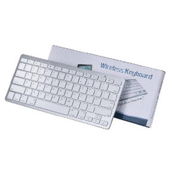Teclado Bluetooth S/fio Tablet/note/iMac iPad Pc Wireless