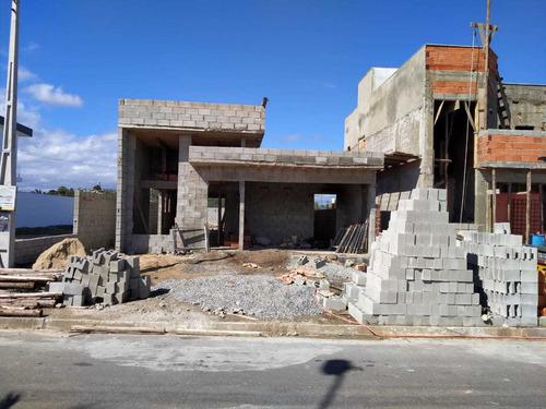 Ca139-f   Casa Em Condomínio Com Piscina, Itanhaém.