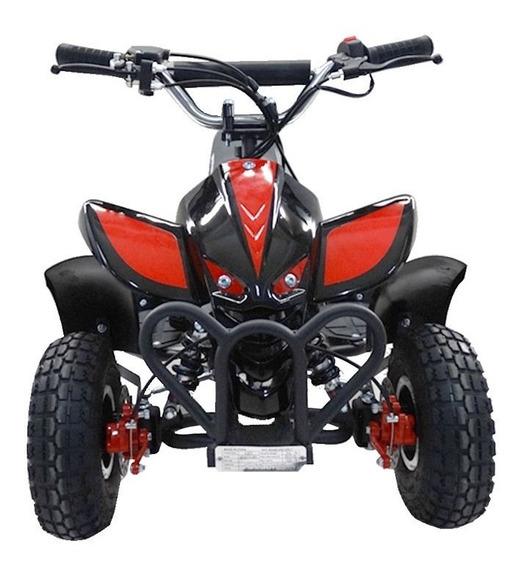 Mini Quadriciclo Atv 49cc Gasolina 2t Freio A Disco 40km/h