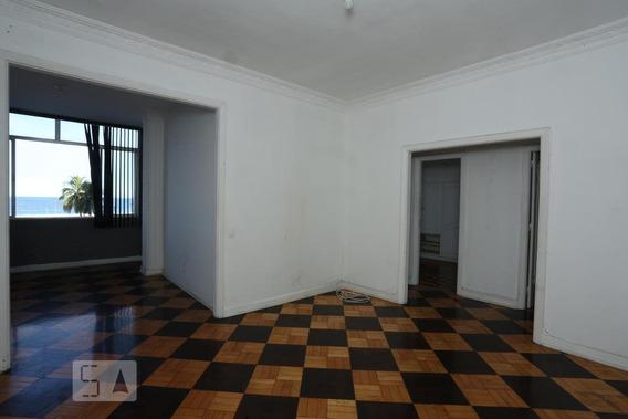 Apartamento Para Aluguel - Leme, 3 Quartos, 120 - 893065657