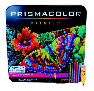 Colores Prismacolor Premier Profesionales 72 Pzas