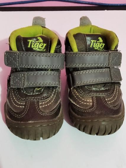 Zapatos Botas De Niño Talla 19-20