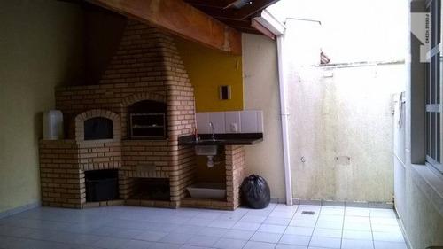 Casa Com 3 Dormitórios À Venda, 140 M² - Vila Guarani - Jundiaí/sp - Ca0473