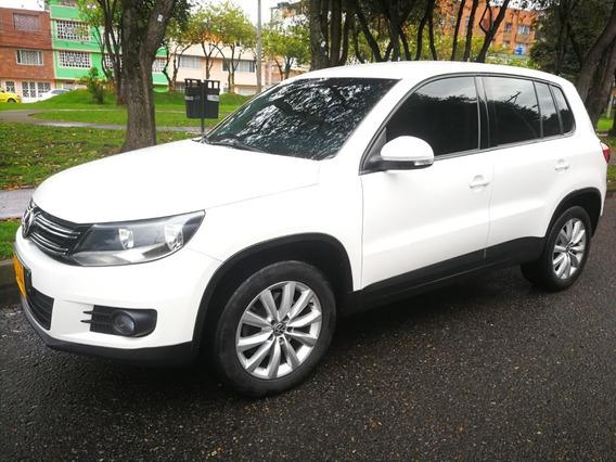 Volkswagen Tiguan 2.0 Tsi M/t F.e 2013
