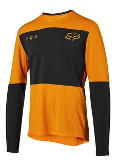 Jersey Fox Defend Delta Ls