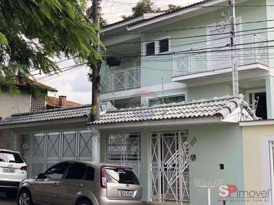 Casa Residencial Para Locação, Jardim Virginia Bianca, São Paulo. - Ca0266