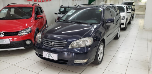 Toyota Corolla 1.8 Fielder Aut. Azul 2005 Gasolina