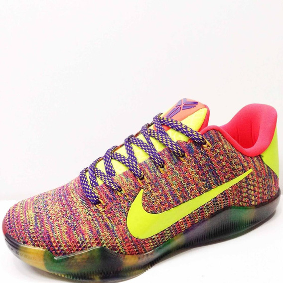 Zapatos Nike Air Kobe Low 11 Caballeros Zoom Bingo Hi