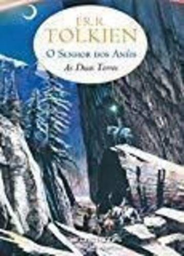 Livro Senhor Dos Anéis: As Duas Torres J. R. R. Tolkien