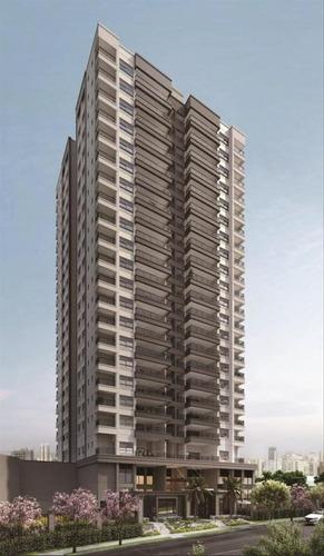 Apartamento Para Venda Em São Paulo, Jardim Vila Mariana, 3 Dormitórios, 3 Suítes, 4 Banheiros, 2 Vagas - Cap1848_1-1180106