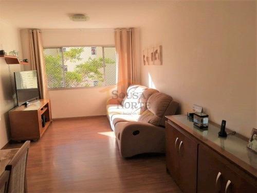 Imagem 1 de 15 de Apartamento, Venda, Vila Amelia, Sao Paulo - 26227 - V-26227