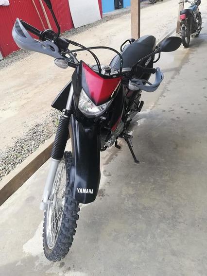 Yamaha 250 Xtz