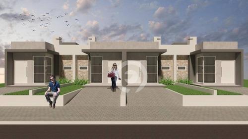 Imagem 1 de 5 de Casa Nova Em Construção Em - Ca1109