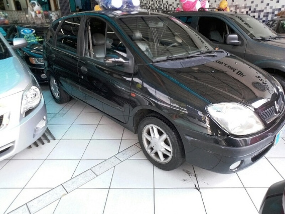 Renault Scenic Scénic Rt 2.0 16v (aut) Gasolina Automático