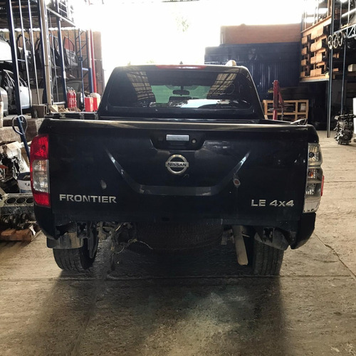 Sucata Nissan Frontier 2018/2019 Diesel 190cvs
