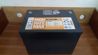 Batería De Gel Usadas Para Sonido 80 V Ganga