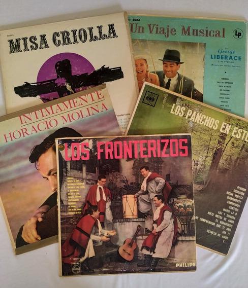 Discos Lp Vinilos Usados - Artistas Varios - Lote 2