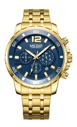 Relógio Masculino Megir Importado Alto Padrão - Promoção