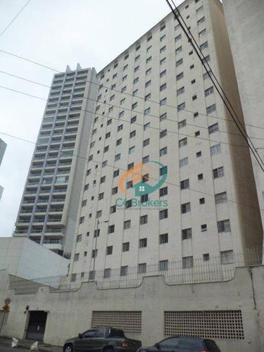 Imagem 1 de 30 de Apartamento À Venda, 114 M² Por R$ 580.000,00 - Centro - Guarulhos/sp - Ap0801