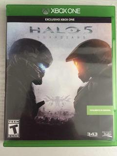 Halo 5 (físico) (edición Especial Preventa)
