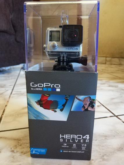 Câmera Filmadora Gopro 4hero Silver