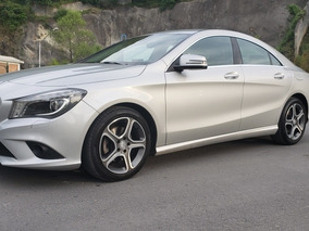 Mercedes-benz Clase Cla 1.6 200 Cgi Mt 2016