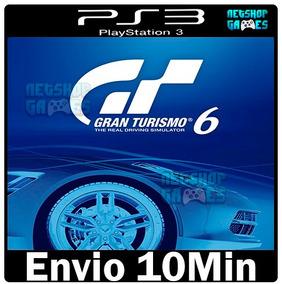 Gran Turismo 6 Gt6 Português Brasil Psn Ps3 Playstation3