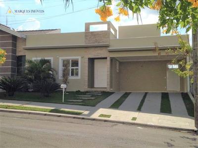 Casa Residencial À Venda, Jardim Portal Dos Ipês, Indaiatuba - Ca3639. - Ca3639