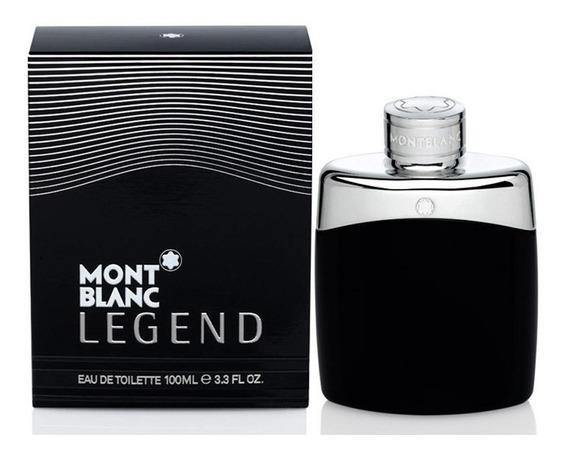 Decant Amostra Do Perfume Mont Blanc Legend Masculino 2ml