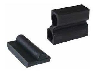 Kit 8 Fixadores E 8 Calços Para Box 8mm