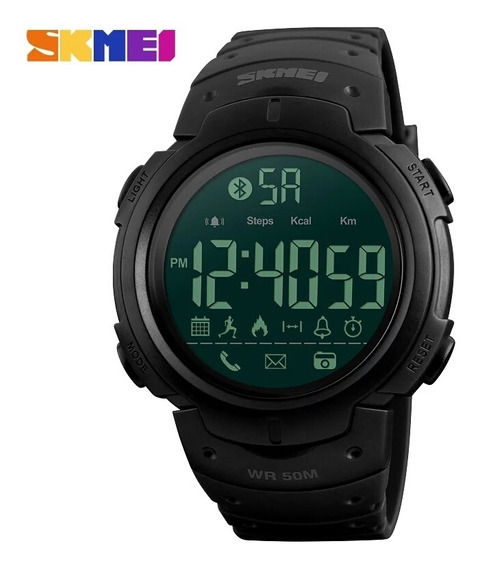 Relogio Skmei Bluetooth 1301 Inteligente Smartwatc