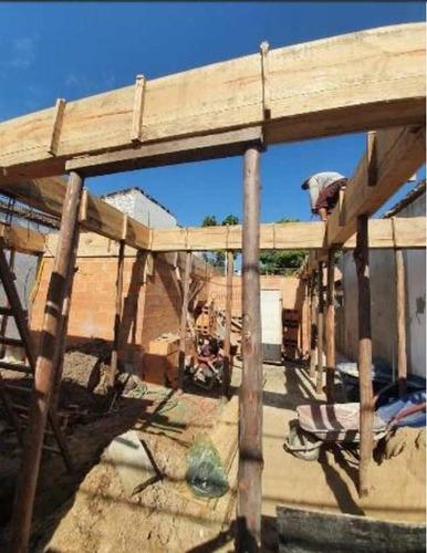 Casa De Condomínio Com 2 Dorms, Esmeralda, Praia Grande - R$ 179 Mil, Cod: 2242 - V2242