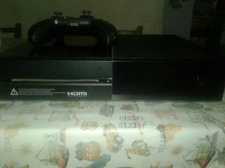Xbox One 500gb + Cables + Joystick Original + Caja + Fuente
