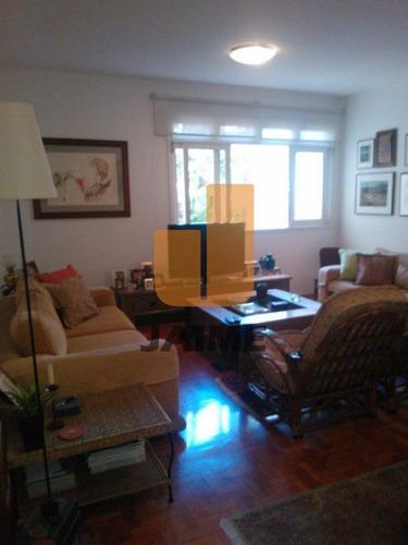Apartamento Para Venda No Bairro Higienópolis Em São Paulo - Cod: Ja5058 - Ja5058