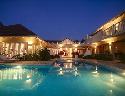 Espectacular Villa Amueblada En Venta En Punta Cana