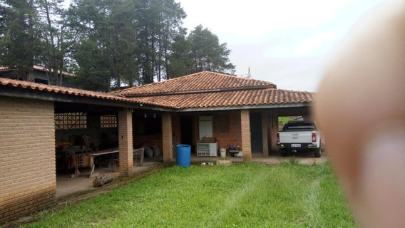 Chácara Em Tapanhão, Jambeiro/sp De 0m² 3 Quartos À Venda Por R$ 650.000,00 - Ch178182
