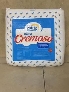 Queso Cremoso Punta Del Agua, Apto Celiacos