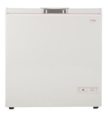 Freezer Horizontal 220 Lts Blanco Patrick Fhp220b