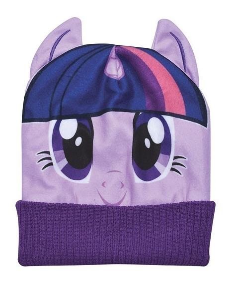 Gorro De Lana My Little Pony Twilight Sparkle Calidad Footy