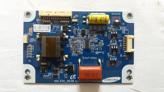 Placa Inverter Ssl320_0e2b.