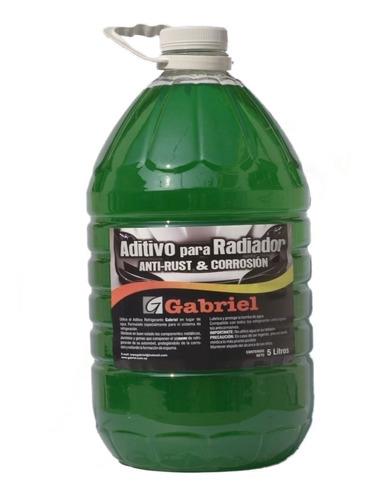 Liquido Refrigerante Anticongelante Anticorrosivo Radiador