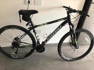 Bicicleta Cannondale Trail 5 Rodado 29 Talle L 27 Cbios 2018