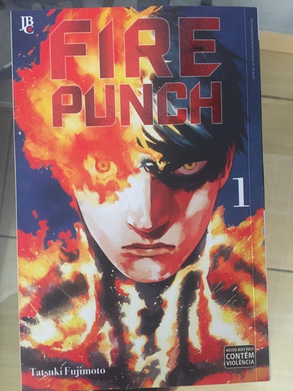 Fire Punch Vol. 01