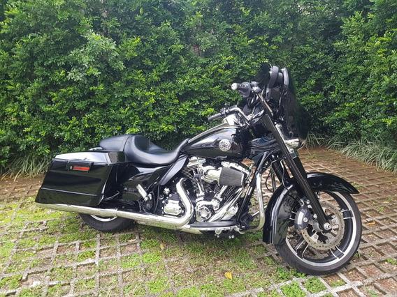 Harley Davidson - Street Glide 2014